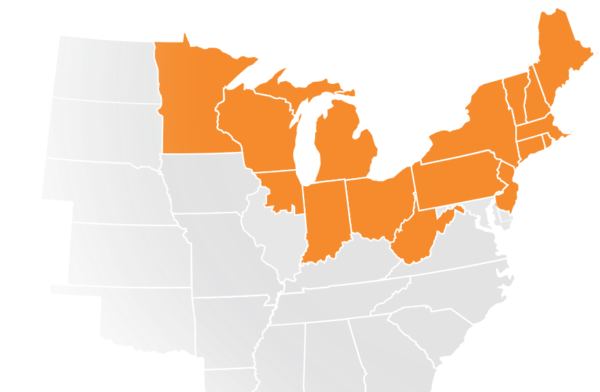Delta Medical Systems Map